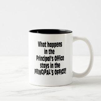 Principal's Office Mugs