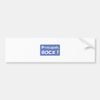 Principals Rock! Bumper Sticker