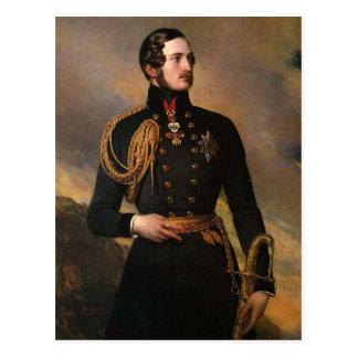 Príncipe Alberto Tarjeta Postal