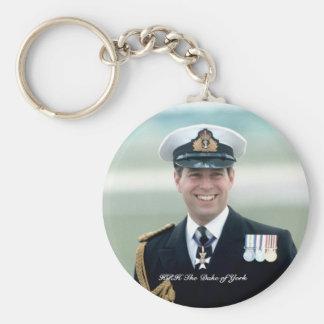 Príncipe Andrew de HRH Llavero Personalizado