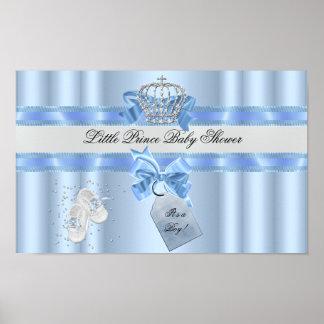 Príncipe azul Crown 3a del muchacho de la fiesta
