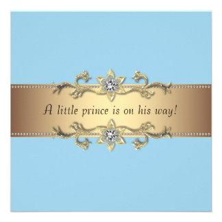 Príncipe azul Shower del bebé Invitaciones Personalizada
