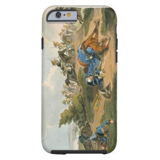 Príncipe Blucher debajo de su caballo en la Funda De iPhone 6 Tough
