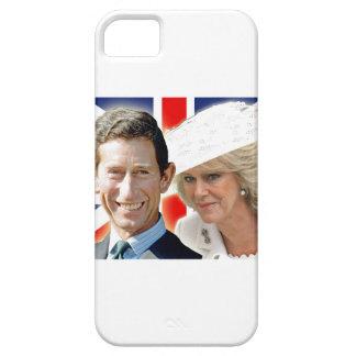 Príncipe Charles de HRH y duquesa de HRH de Funda Para iPhone SE/5/5s