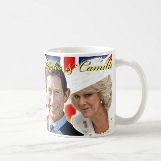 Príncipe Charles de HRH y duquesa de HRH de Taza Clásica