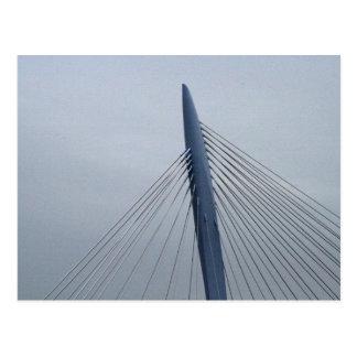 Príncipe Claus Bridge, Utrecht Postal