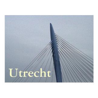 Príncipe Claus Bridge, Utrecht Tarjetas Postales