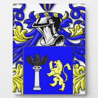 Principe Coat of Arms Plaques
