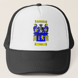 Principe Coat of Arms Trucker Hat