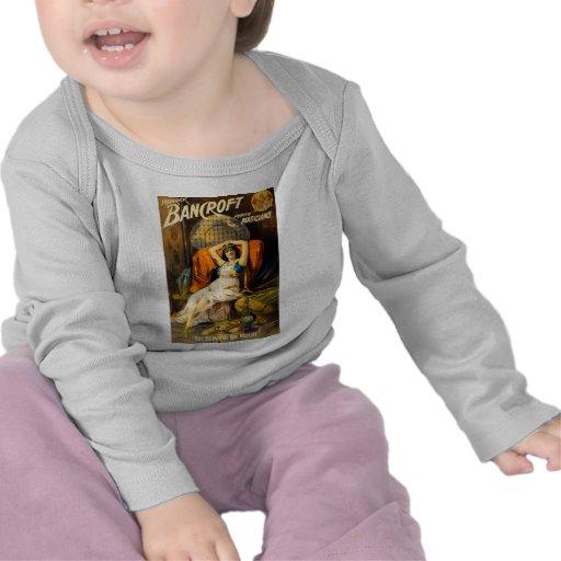 Príncipe de Frederick Bancroft de magos Camisetas