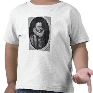 Príncipe de Guillermo I del naranja Camisetas