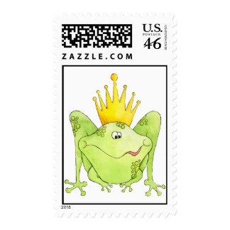 Príncipe de la rana del cuento de hadas