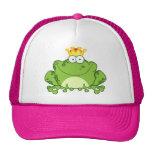 Príncipe de la rana gorra