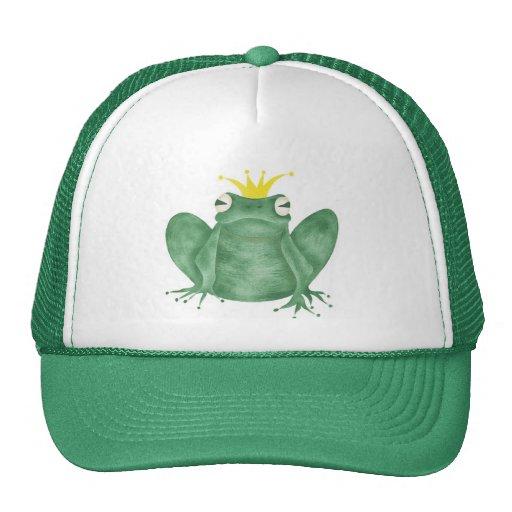 Príncipe de la rana gorras