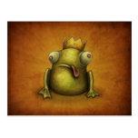 Príncipe de la rana postal