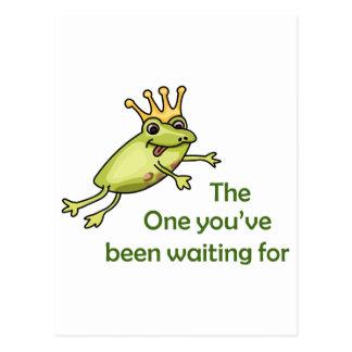 Príncipe de la rana postales