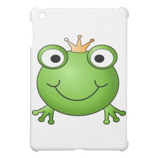 Príncipe de la rana. Rana feliz