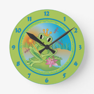 Príncipe de la rana reloj