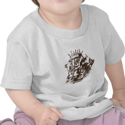 Príncipe de la selva camiseta