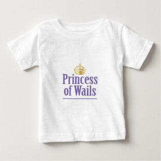 Príncipe de los lamentos/princesa de lamentos polera