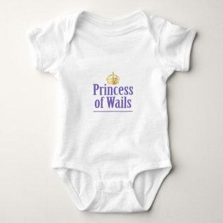 Príncipe de los lamentos/princesa de lamentos remera