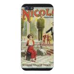 Príncipe de Nicola del acto mágico del mago del vi iPhone 5 Cárcasas