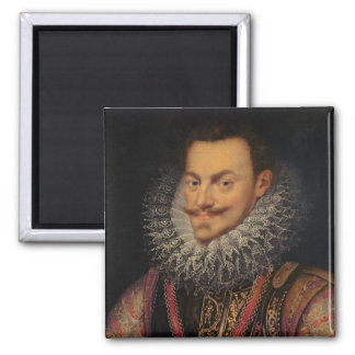 Príncipe de Philip Guillermo del naranja Imanes De Nevera