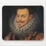 Príncipe de Philip Guillermo del naranja Tapetes De Raton