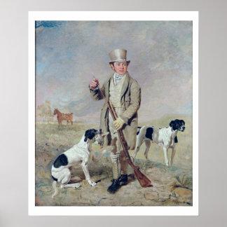 Príncipe de Richard, con Damon, el último coronel  Poster
