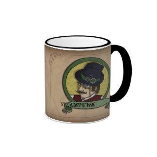Príncipe de Steampunk, taza