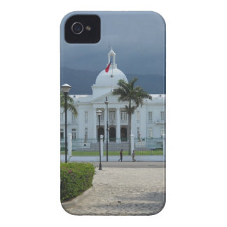Príncipe del au del puerto, Haití Case-Mate iPhone 4 Carcasa