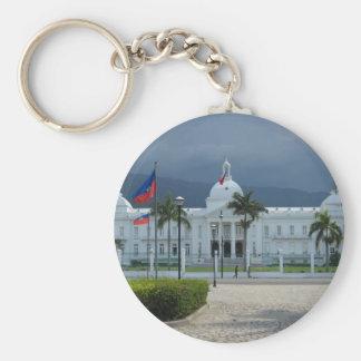 Príncipe del au del puerto Haití Llavero Personalizado