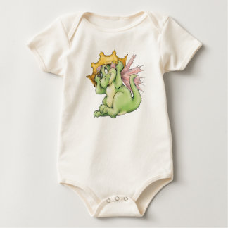 Príncipe Drat Onsie Body Para Bebé