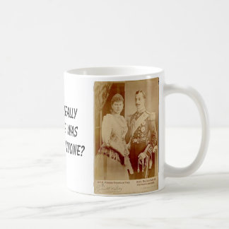 Príncipe Eddie hizo h… Taza De Café