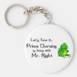 Príncipe el encantar llaveros