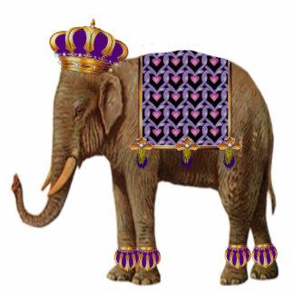 Príncipe Elbert de Elephantia Imán Fotoescultura