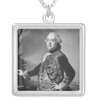 Príncipe Elector Federico II de Hesse-Kassel Colgante Cuadrado