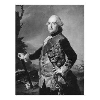 Príncipe Elector Federico II de Hesse-Kassel Postal