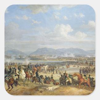 Príncipe Eugene de Beauharnais (1781-1824) en Calcomanías Cuadradass Personalizadas