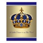 Príncipe fiesta de bienvenida al bebé de la corona comunicados