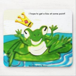 Príncipe Frog Tapete De Ratones