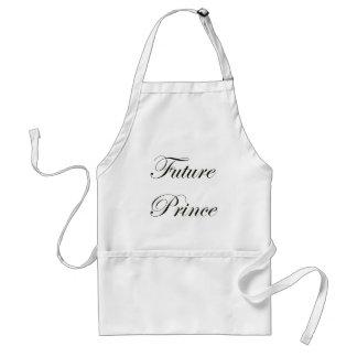 Príncipe futuro delantal