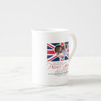 Príncipe George - celebración real Tazas De Porcelana