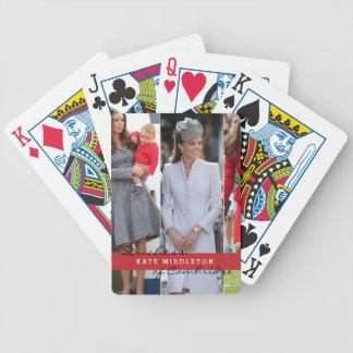 Príncipe George de Kate Middleton Baraja Cartas De Poker