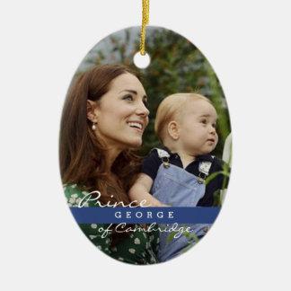 Príncipe George de Kate Middleton Adorno De Reyes