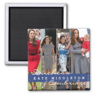 Príncipe George de Kate Middleton Imán De Nevera