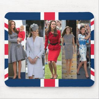 Príncipe George de Kate Middleton Tapetes De Raton