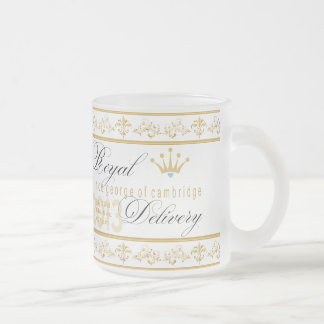 Príncipe George de la taza real del bebé de
