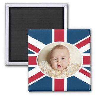 Príncipe George - Guillermo y Kate Iman Para Frigorífico