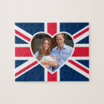 Príncipe George - Guillermo y Kate Puzzle Con Fotos